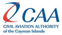 OFFICIAL SITE of the Civil Aviation Authority of the Cayman Islands Logo